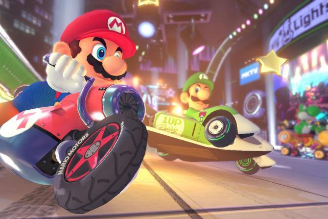 Best Video Games of 2010s - Mario Kart 8
