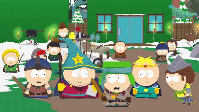 Best Video Games of 2010s - South Park: The Stick of Truth