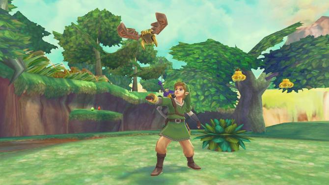 Best Video Games of 2010s - The Legend of Zelda: Skyward Sword