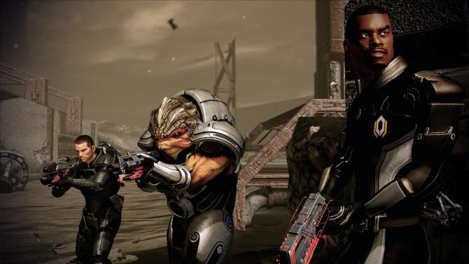 Best Video Games of 2010s - Mass Effect 2