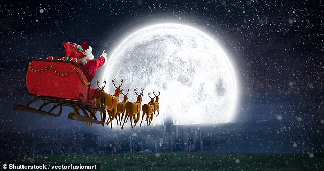 Dr Carl Diver, from Manchester Metropolitan University, says that a hydrogen-powered sleigh would provide a good back up in case Rudolph and the gang get hurt or poorly on Christmas Eve.Hydrogen fuel cells are a burgeoning avenue for renewable energy which produces no unwanted emission, with the only waste product being H2O - pure water