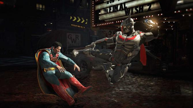 Best Video Games of 2010s - Injustice 2