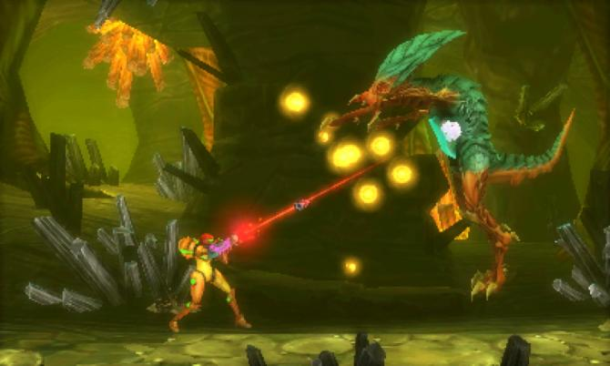 Best Video Games of 2010s - Metroid: Samus Returns