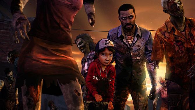 Best Video Games of 2010s - Telltale's The Walking Dead