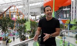 Triple 5's CEO, Don Ghermezian, developer of the American Dream mega-mall.