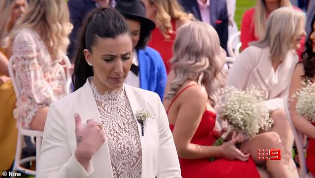 A first for MAFS Australia!The trailer also confirmed there will be a same-sex female couple wed, which will be the first time in the series since Australia passed the same-sex wedding act