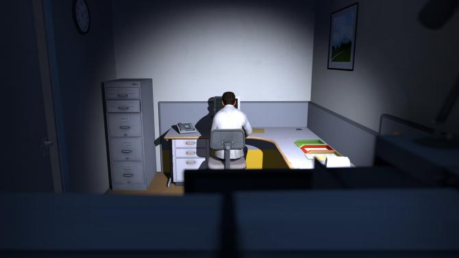 Best Video Games of 2010s - The Stanley Parable