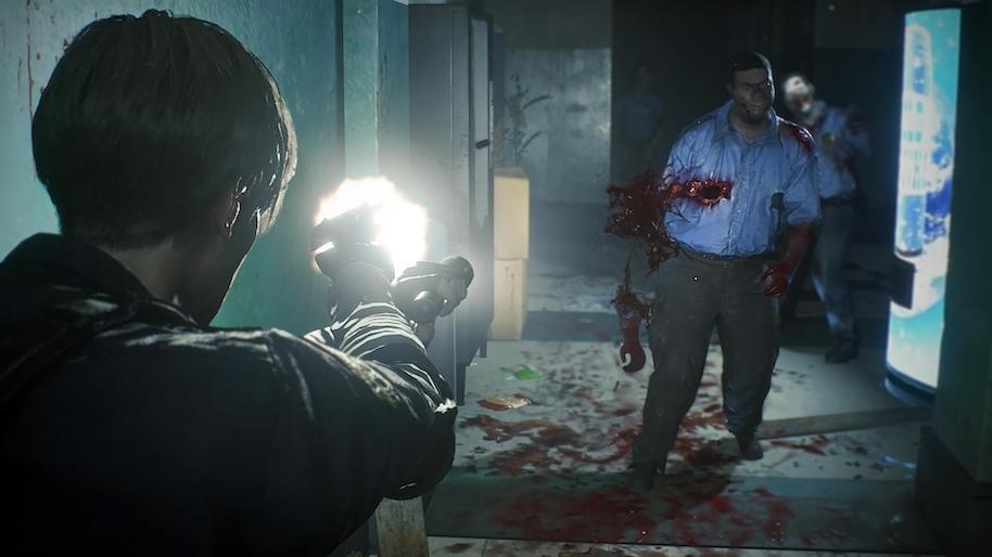 5. 'Resident Evil 2'