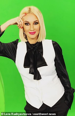 Miss Kudryavtseva had to undergo an urgent and 'aggressive' operation to remove the implants
