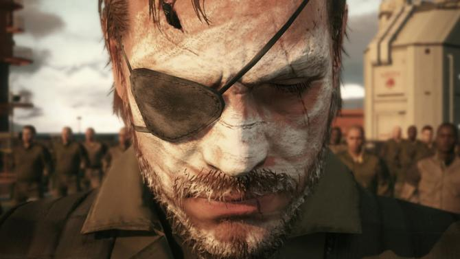 Best Video Games of 2010s - Metal Gear Solid V: The Phantom Pain