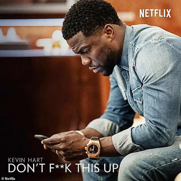 Three days in! Despite being released on December 27, Kevin Hart's Don't F**k This Up was named the 10th most popular documentary release of 2019
