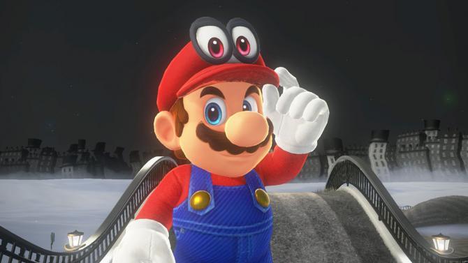 Best Video Games of 2010s - Super Mario Odyssey
