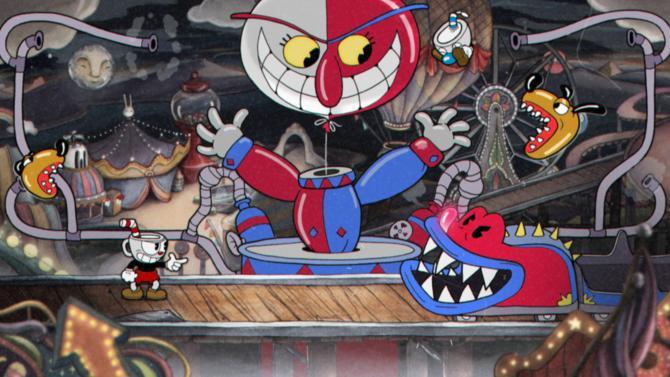 Best Video Games of 2010s - Cuphead