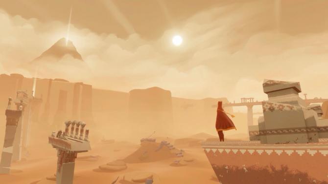 Best Video Games of 2010s - Journey