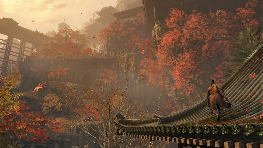 3. 'Sekiro: Shadows Die Twice'
