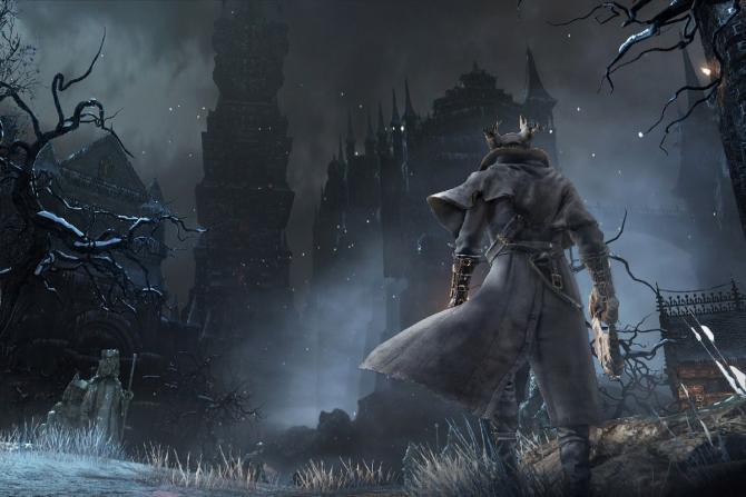 Best Video Games of 2010s - Bloodborne