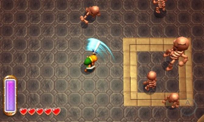 Best Video Games of 2010s - The Legend of Zelda: A Link Between Worlds