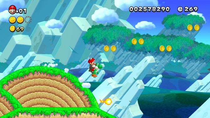 Best Video Games of 2010s - New Super Mario Bros. U