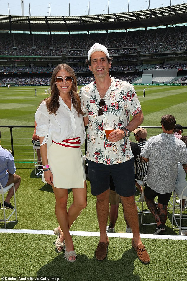 Making headlines: The loved-up couple have been the subject of engagement rumours for months