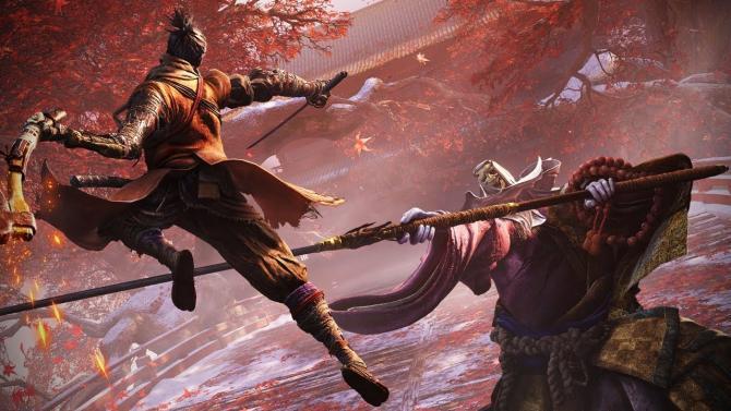 Best Video Games of 2010s - Sekiro: Shadows Die Twice