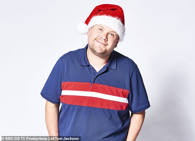 Reprise: The actor, pictured, will play his character of Smithy in the hotly anticipated episode