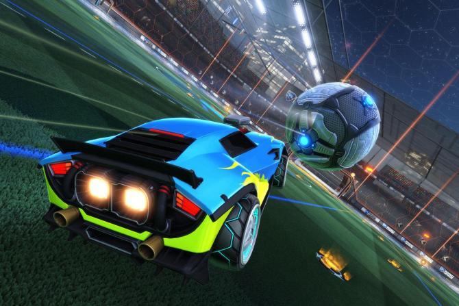 Best Video Games of 2010s - Rocket League