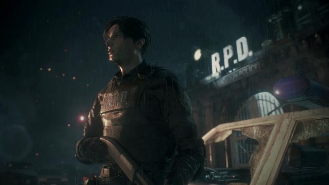 Best Video Games of 2010s - Resident Evil 2