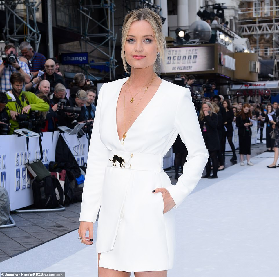 Exciting: The new series will begin on Sunday 12th January, and will see Laura Whitmore make her debut as host following Caroline Flack's decision to step down after her arrest for assault