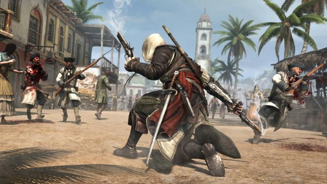 Best Video Games of 2010s - Assassin's Creed IV: Black Flag
