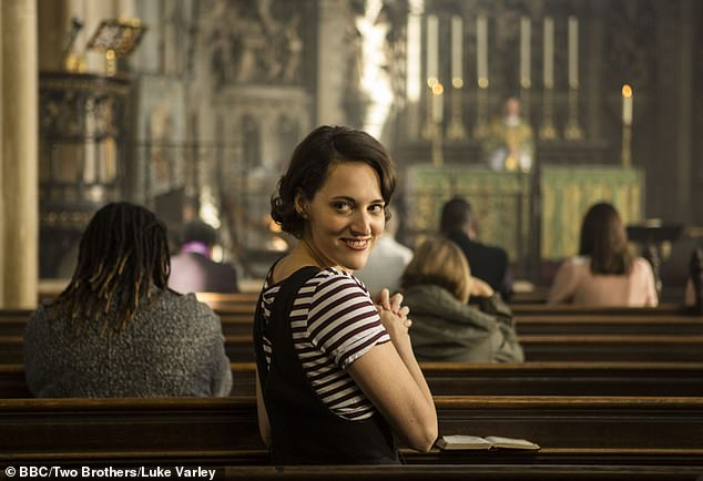 Second place in the Radio Times poll was Phoebe Waller-Bridge comedy Fleabag on the BBC