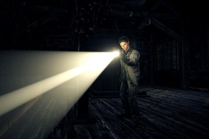 Best Video Games of 2010s - Alan Wake