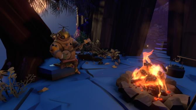 Best Video Games of 2010s - Outer Wilds