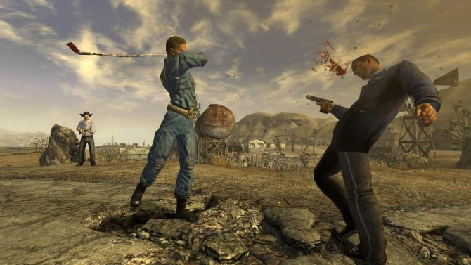 Best Video Games of 2010s - Fallout: New Vegas