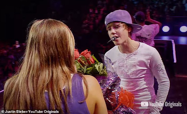 Young Bieber: He has been performing since such a young age after getting discovered on Youtube for his cover songs
