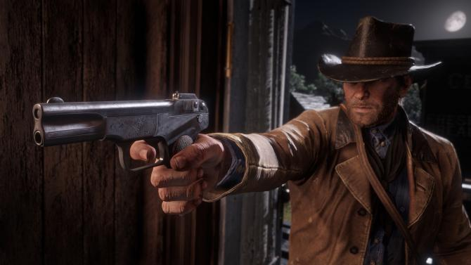 Best Video Games of 2010s - Red Dead Redemption II