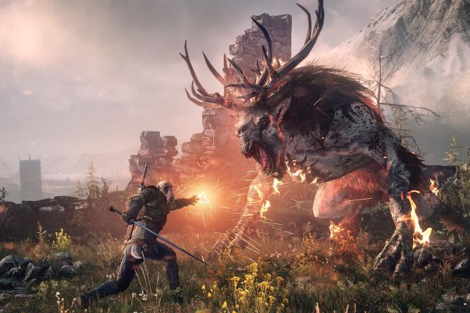 Best Video Games of 2010s - The Witcher 3: Wild Hunt