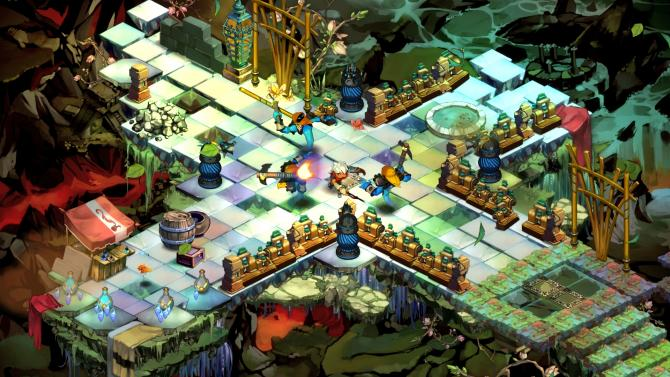 Best Video Games of 2010s - Bastion