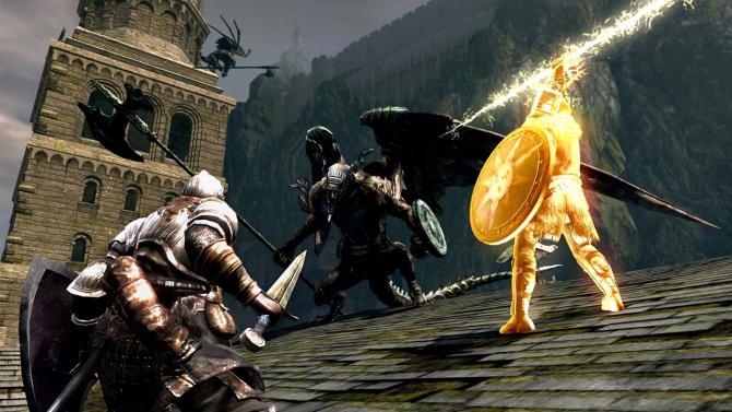 Best Video Games of 2010s - Dark Souls