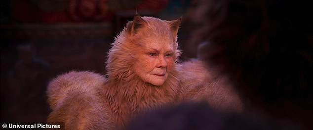 Lackluster:Cats' second weekend haul of $4.8 million brings its lackluster domestic tally to $16.3 million, with a worldwide haul of $36.9 million