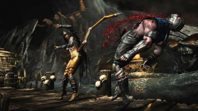 Best Video Games of 2010s - Mortal Kombat X