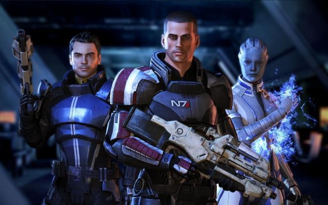 Best Video Games of 2010s - Mass Effect 3