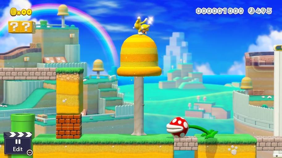 9. 'Super Mario Maker 2'