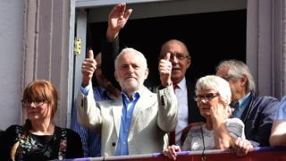 Jeremy Corbyn and others