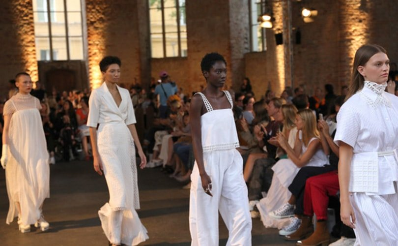 How is Berlin's standing in the fashion world?