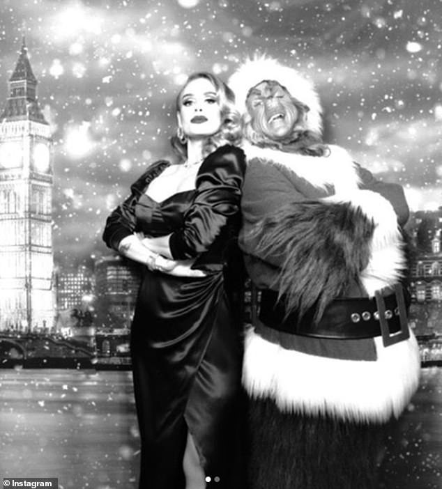 Fan:'I think she leads by example, she's the biggest, she's amazing, she's the best so she should be the [best],' Harry said in 2017 of Adele