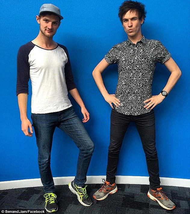 They go way back! Ben and Liam'spartnership began in 2013, when they joined forces at Adelaide community radio station Fresh 92.7