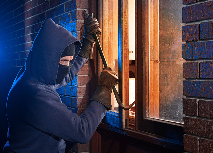 Is Your New House a Burglar's Wish Come True