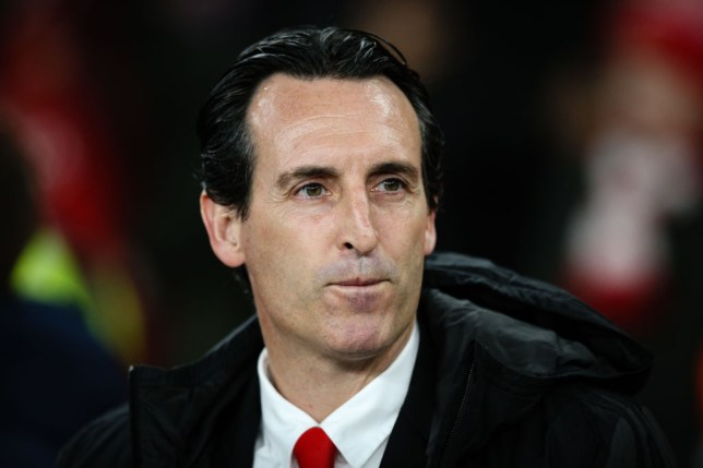 Unai Emery has criticised the attitude of Arsenal's players