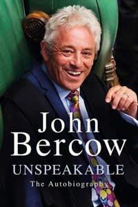 Unspeakable by John Bercow