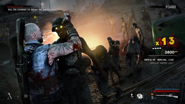 Zombie Army 4 screenshot